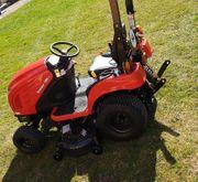 Rasenmäher Traktor Allradtraktor