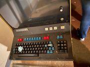 Retro Bildschirm Display Terminal Control