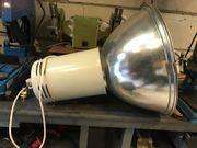 Fabrik Lampe Werkstatt Lampe Siemens