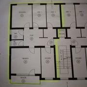 Vier - 4 - Zimmer - Wohnung in