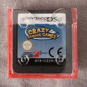 Crazy School Games Nintendo DS