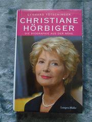 Buch Gerhard Tötschinger Christiane Hörbiger