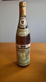 Weingartener Hohenberg Müller Thurgau Kabinett