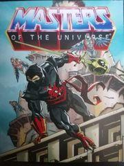Motu Origin Comic Ninjor He-Man