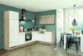 Küchenzeilen, Anbauküchen - Einbauküche L - Form 295 x