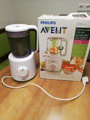 Philips Avent Dampfgarer und Mixer