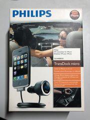 PHILIPS FM Transmitter für iPhone