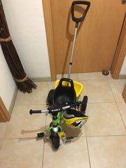 Puky Dreirad mit Lufträder und