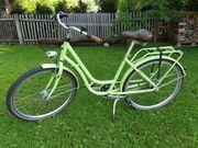 Fahrrad EXCELSIOR DA Swan-Retro ND