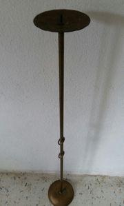 Kerzenständer Antik Metall Höhe 1