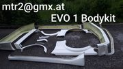 Mercedes Benz EVO 1 Bodykit