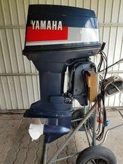 Außenborder Yamaha 60 PS Langschaft