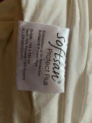 Allergiker Schutzbezug Matratze und Bettdecke
