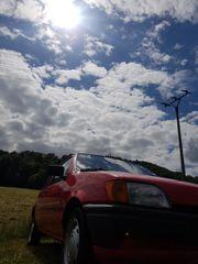 Ford Fiesta Winterauto RESERVIERT