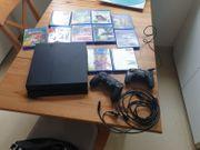 Playstation 4 mit 2 Controllern