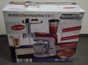Multi- Küchenmaschine 3 in 1