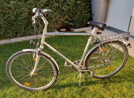 Verkaufe guterhaltenes Trekking - Herrenrad