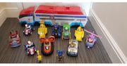 Paw Patrol Spielzeug Set