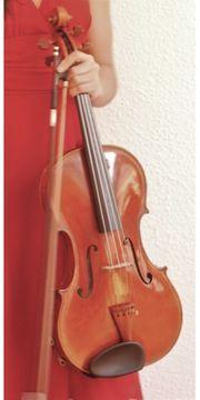Geigen und Bratschenunterricht