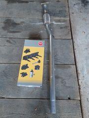 Abgasrohr und Zündspule Opel Corsa