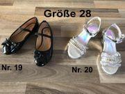 Kinder Sandaletten Gr 28