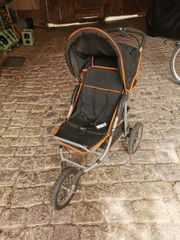 Hauck Buggy Jogger