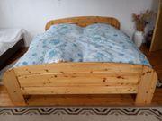 Doppelbett Kiefer