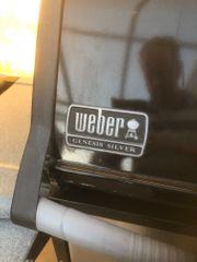 Weber Genesis Silver 3-flammig