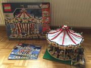 LEGO 10196 Grand Carousel komplett