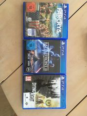 Diverse PS4 Games Dying Light