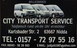Kurier Einzeltransport Unternehmer mit Erfahrung: Kleinanzeigen aus Nidda - Rubrik Kleinbusse, -transporter