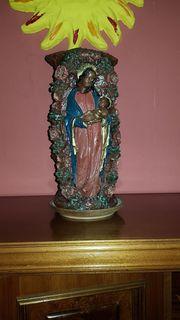 Große Mutter Gottes Kerze