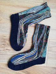 handmade Socken