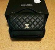 Neu im Fullset Chanel Tasche