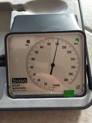 Blutdruckmessgerät BOSO privat automatic