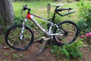 Ghost AMR 7500 rot Testsiegerbike