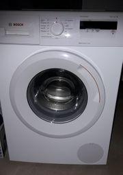 Bosch Waschmaschine Vario Perfect