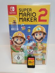 Super Mario Maker 2 Nintendo