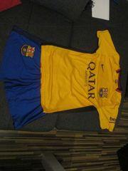 FC Barcelona Trikot Gr 164