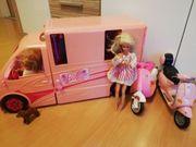 Barbie wohnmobil Puppen und Zubehör