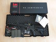 Airsoft HK 416-D Komplett Paket