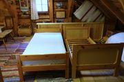 2 Betten zu verschenken
