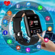 2019 Neue intelligente Uhr Bluetooth