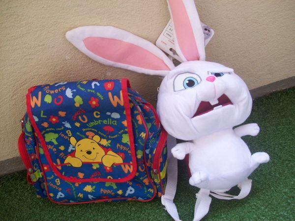 TOP Deal 2 Kindergartentaschen zum