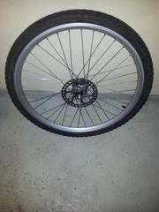 Mountenbike - koml Vorderrad 26