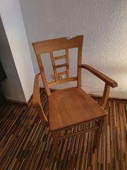 Massivholz-stuhl Esszimmerstuhl