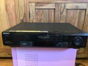 Sony 6-Kopf Hifi - Stereo Videorecorder