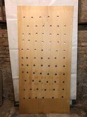Bett Rost Platte aus Holz