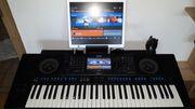 Keyboard Yamaha PSR SX900 Zubehör