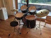 Schlagzeug Basix Drums zu verkaufen